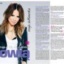 Maja Sablewska - Kropka Tv Magazine Pictorial [Poland] (10 May 2011) - 454 x 284
