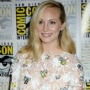 Candice King – 'The Vampire Diaries' Press Line at Comic-Con 2016 in San Diego - 454 x 620