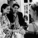 Julia Roberts, Hugh Grant and Emma Chambers in Universal's Notting Hill - 1999