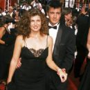 Connie Britton and Nathan Fillion At The 49th Annual Primetime Emmy Awards (1997) - 454 x 677