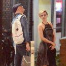 Scarlett Johansson and Kevin Yorn walk in New York City (June 20, 2017)