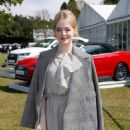 Emma Stone – Audi Polo Challenge – Day Two in Ascot - 454 x 632