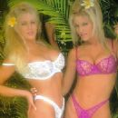 Janine Lindemulder and friend calendar 1992 - 326 x 486