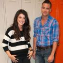Shenae Grimes & Mark Salling: Back-To-School Season