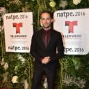 Mauricio Henao- Telemundo NATPE Party Red Carpet Arrivals - 400 x 600