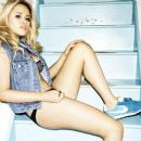 Emily Atack Heats Up FHM April 2012