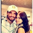 Laura Carmine and Julián Gil