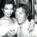 Mark Shand and Bianca Jagger
