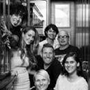 Nikki Sixx & Courtney Bingham with friends