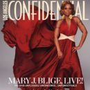 Mary J. Blige - Los Angeles Confidential Magazine Cover [United States] (January 2013)