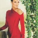 Zuleyka Rivera Mendoza- Hola! Magazine July 2013 - 215 x 537