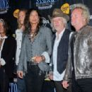 Photo Call for the Stone Music Festival at the Hard Rock Cafe in Darling Harbour