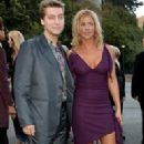 Lance Bass and Kristy Swanson