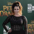 Jillian Rose Reed – 'Pete's Dragon' Premiere in Hollywood 8/8/2016 - 454 x 714