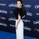 Olivia Sanabia – Posing at 'Onward' Premiere in Hollywood - 454 x 606