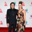 Carlos Vives and Claudia Helena Vásquez - The 17th Annual Latin Grammy Awards - Arrivals - 400 x 600