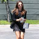 Sarah Michelle Gellar Out and About in Beverly Hills 08/19/2016