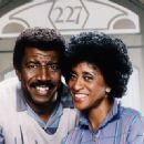 Hal Williams and Marla Gibbs