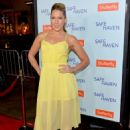 COLBIE CAILLAT at Safe Haven Premiere in Hollywood - 454 x 683