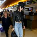 Kendall Jenner is seen arriving at Los Angeles Int'l Airport LAX n July 5, 2016