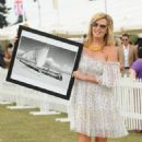 Penny Lancaster - Duke Of Essex Polo Trophy At Gaynes Park On July 4, 2009 In Epping, England - 454 x 752