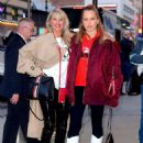 Christie Brinkley with her daughter arriving to the Knicks vs Heat Basketball game in NYC - 454 x 612