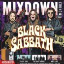 Black Sabbath - Mixdown Magazine Cover [Australia] (April 2016)