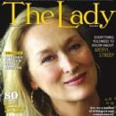 Meryl Streep - The Lady Magazine Cover [United Kingdom] (May 2016)