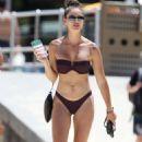 Dasha Gaivoronski in Bikini at the beach in Bondi - 454 x 681