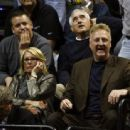 Larry Bird and Dinah Mattingly - 454 x 338
