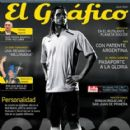 Fernando Gago - El Grafico Magazine Cover [Argentina] (July 2007)