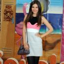 Victoria Justice attended the  ASDA Living for George Press Launch in Thurrock, UK, February 20. She was there to launch the Victorious line
