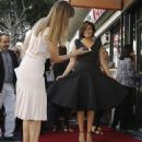 Mariska Hargitay honored with star on Hollywood Walk of Fame
