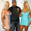 Ickiest Celeb Couples, t's just icky when a celebrity marries someone who looks like the spitting image of his or her child. There, we said it. And yes, Hulk, your new wife looks just like your daughter, Brooke Hogan.