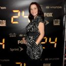 Annie Wersching - '24' Series Finale Party At Boulevard3 On April 30, 2010 In Hollywood, California - 454 x 674