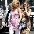 Kate Hudson - Something Borrowed Set In NYC 5/26/10