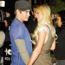 Josh Henderson and Paris Hilton