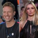 Annabelle Wallis and Chris Martin - 454 x 411