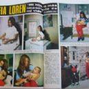 Sophia Loren - Hola! Magazine Pictorial [Spain] (24 May 1969)