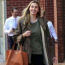 Whitney Port is spotted out running errands in Beverly Hills, California on January 7, 2016 - 454 x 595