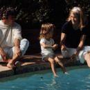 Angie Dickinson and Burt Bacharach - 454 x 301