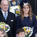 Princess Beatrice, Prince Philip