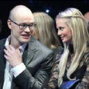 Jarkko Ruutu and Sofia Morelius