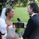 Sylvie Meis – Wedding Ceremony in Florence