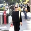 Olivia Palermo out for a walk in New York City - 454 x 681