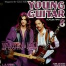Jake E. Lee, Warren Demartini - Young Guitar Magazine Cover [Japan] (August 1991)
