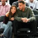 Derek Jeter and Vanessa Minnillo - 358 x 400