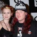 Corey Taylor and Scarlett