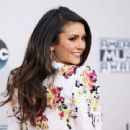 Actress Nina Dobrev attends the 2015 American Music Awards at Microsoft Theater on November 22, 2015 in Los Angeles, California
