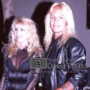 Sharise and Vince Neil - 454 x 698